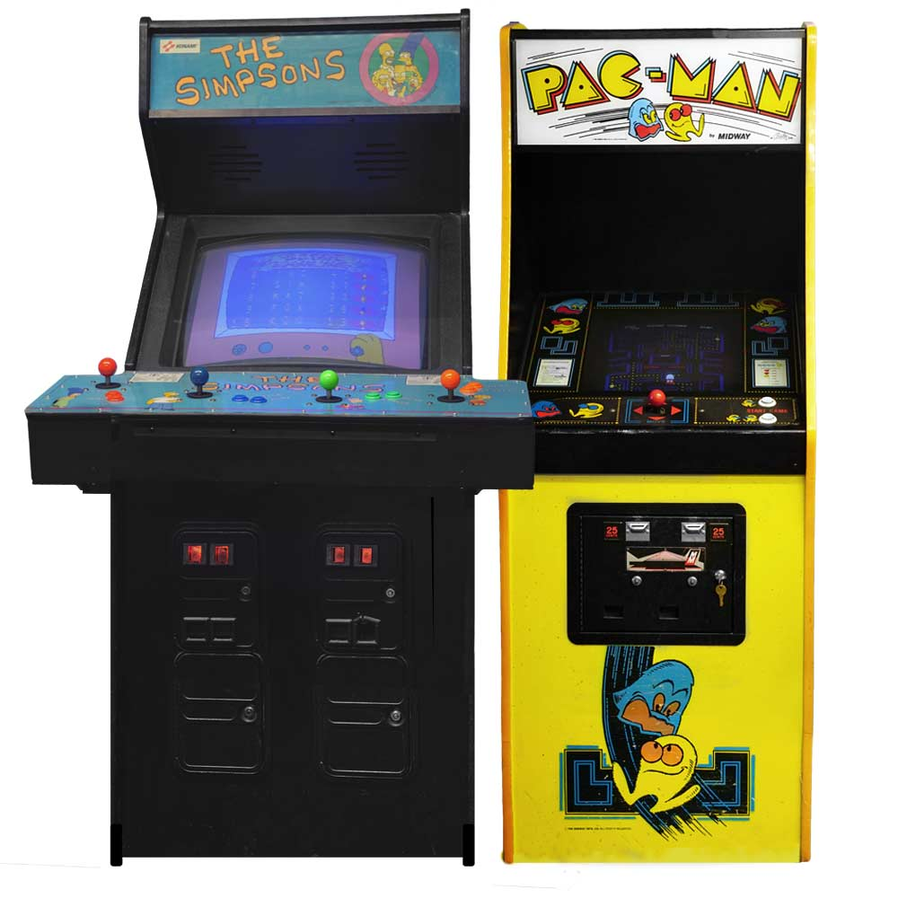 pac-man-arcade-repair