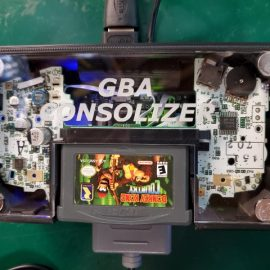 GBA Consolizer install