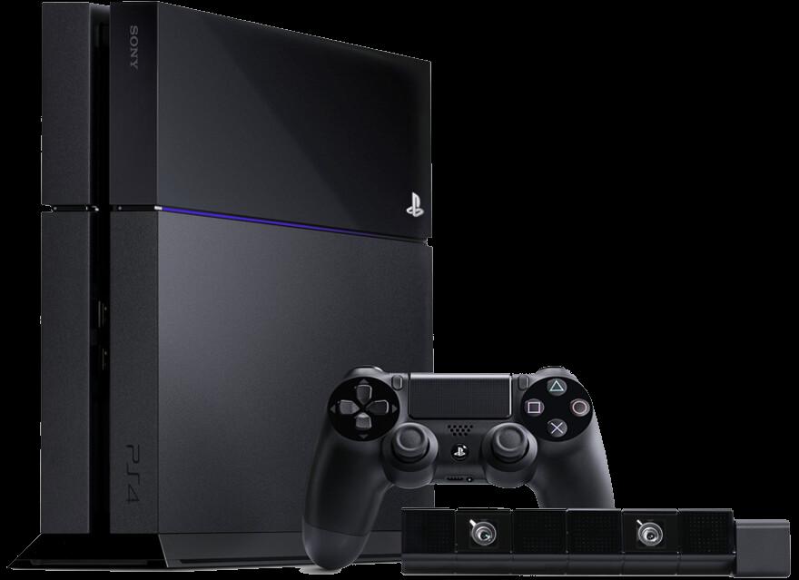 PS4 nobg