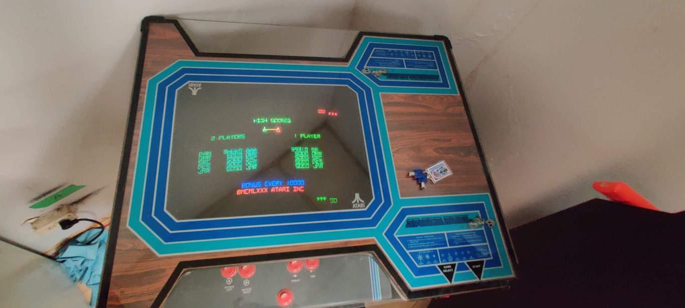 space duel arcade